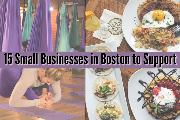 15 small businesses to support in boston